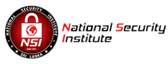 NATIONAL SECURITY INSTITUTE